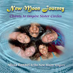 Cover of New Moon Journey CD