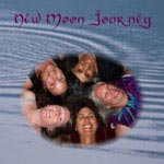 New Moon Journey CD cover